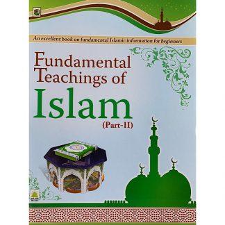 Fundamental Teachings of Islam - Part 2