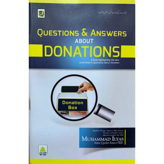 Questions & Answers about Donations