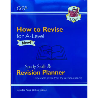 How ro revise for A-Level